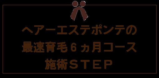 施術STEPスマホ